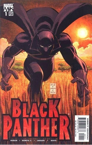 black panther vol 4 cómics digital español