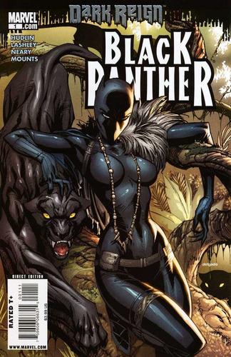 black panther vol 5 cómics digital español
