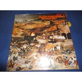 Black Sabbath - Greatest Hits (vinilo) 1977 Uk!!!