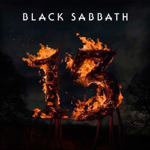 black sabbath 13 cd disco con 9 canciones