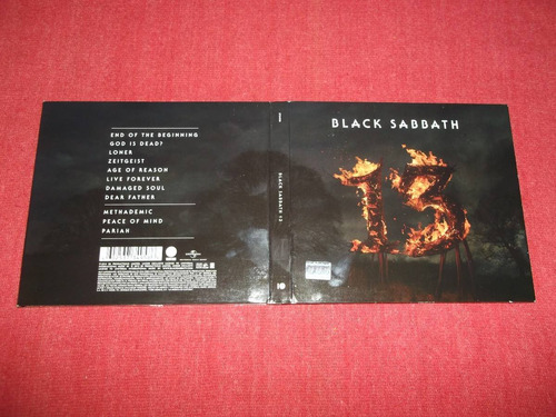 black sabbath - 13 deluxe edition 2 cds nac ed 2013 mdisk