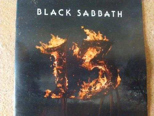 black sabbath 13 edición nacional