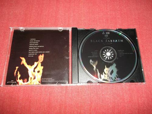 black sabbath - cross purposes cd canada ed 1994 mdisk