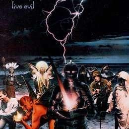 black sabbath live evil cd nuevo