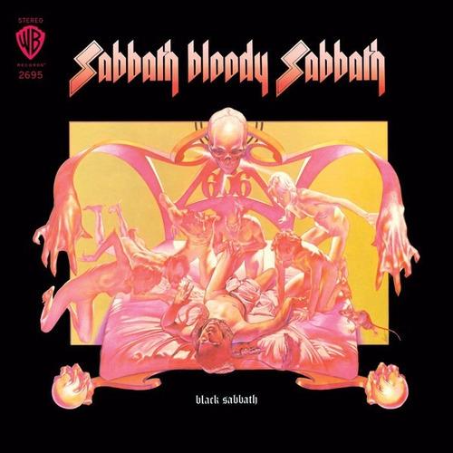 black sabbath ¿ sabbath bloody sabbath (vinilo)