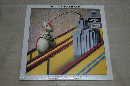 black sabbath technical ecstasy vinilo rock activity