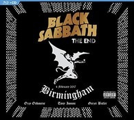 black sabbath: the end - live in birmingham (dvd)