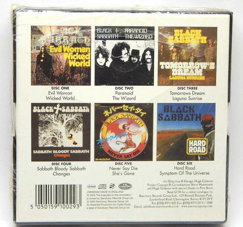 black sabbath: the singles, 1970-1978 [remaster] 6 cds