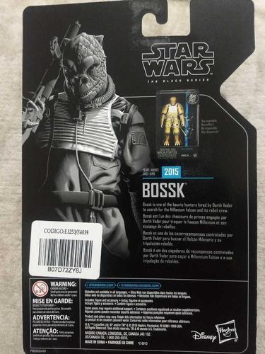black series-bossk