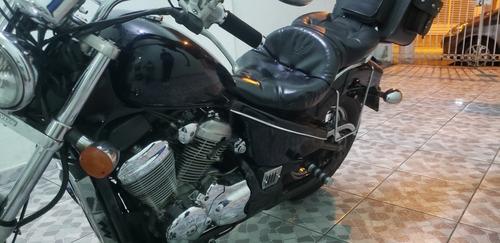 black shadow honda