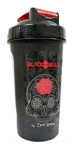 black skull- carol saravia - shaker - vaso mezclador