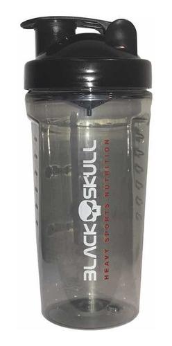 black skull shaker - vaso mezclador - coctelera