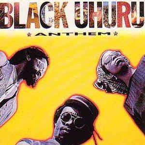 black uhuru - anthem - vinilo