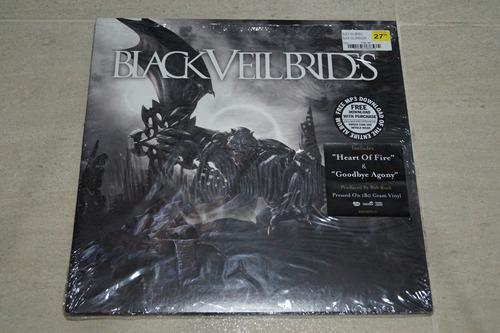 black veil brides black veil brides iv vinilo rock activity