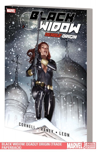 black widow deadly origin paperback importado bonellihq