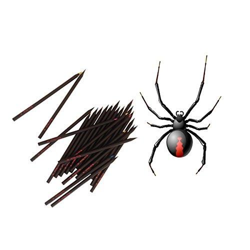 Black Widow Lápices De Colores Para Adultos, El Mejor Juego ...