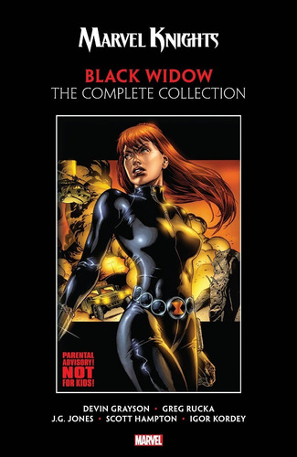 black widow marvel knights - marvel comics - robot negro