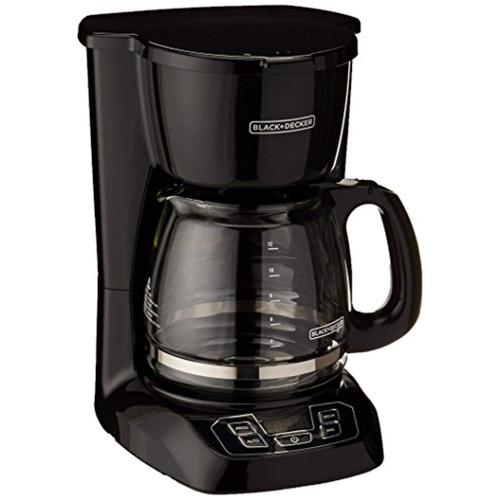 black  x26amp  decker bcm1410b cafetera programable