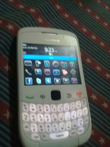 blackberry 8520 blanco usado
