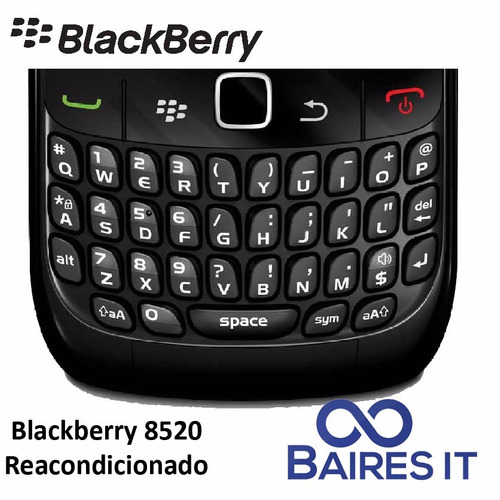 blackberry 8520 celular