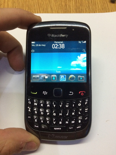 blackberry 9300 libre