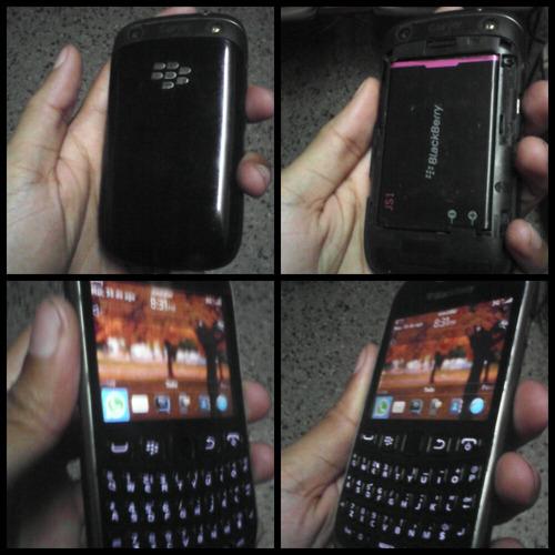 blackberry 9320 como nuevo