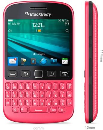 the best attitude san francisco limited guantity Blackberry 9720 Rosa, Ed. Limitada (3g, Desbloqueado, Novo).