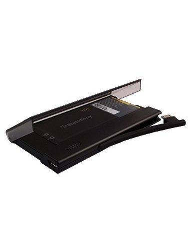 blackberry battery charger bundle para blackberry z10 - empa