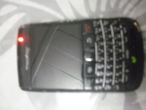 blackberry bold 9700 con la pantalla mala