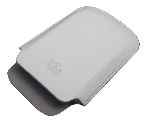 blackberry bold 9780 funda sensor apagado estuche protector