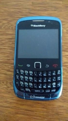 blackberry curve 9300 impecable estado textil hotelero
