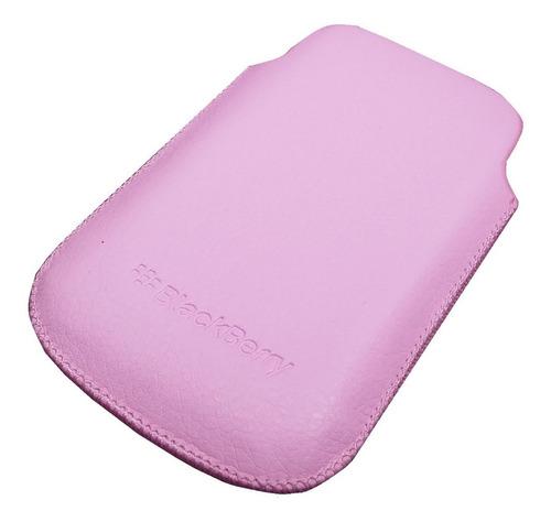 blackberry curve 9320 funda rosada estuche case protector