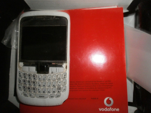 blackberry curve repuesto