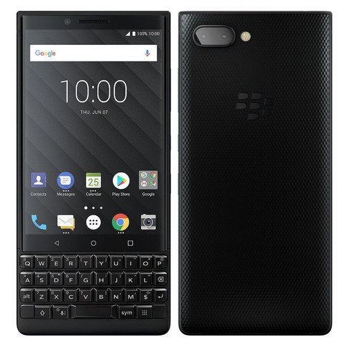 blackberry key2 64gb 6gb ram 4g octacore libre de fábrica
