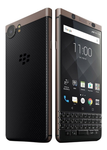 blackberry keyone edicion bronce dual sim 4/64gb