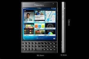 blackberry passport 13 mpx 3gb en ram equipos nuevos