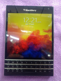 Blackberry Passport En Piezas !!!