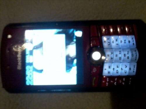 blackberry pearl celular