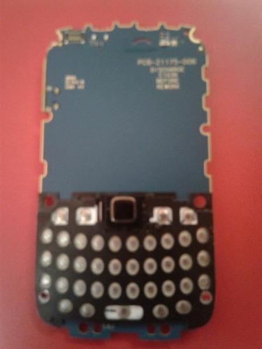 blackberry placa para peças