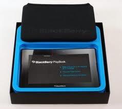 blackberry playbook 16 gigas impec.en caja con muy poco uso