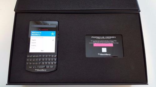 blackberry porsche design grafito p9983 64 gb envío gratis