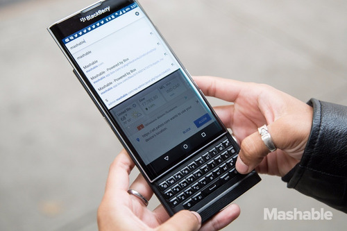 blackberry priv 4g 5.4' 32gb 18mp 3gb ram libre whatsapp