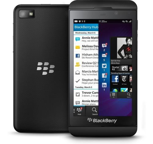blackberry z10 16gb dual core 8mp 2gb ram liberado stl100-1