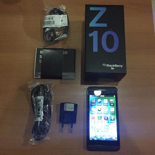 blackberry z10 celular