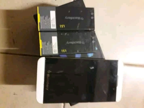 blackberry z10 para reparar o repuesto
