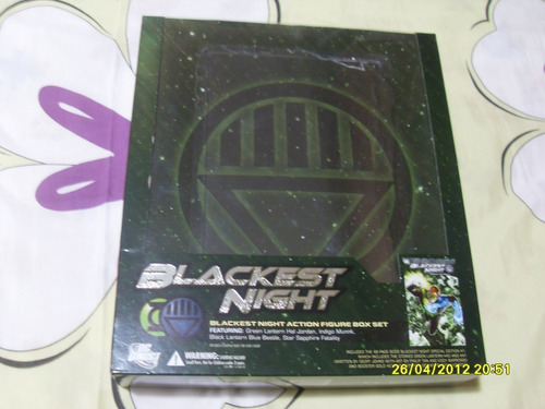 blackest night box set vazio bonellihq l18