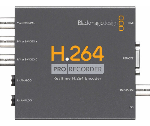blackmagic design h.264 pro recorder-