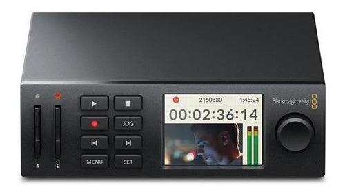 blackmagic design hyperdeck studio mini ultra hd broadcast d
