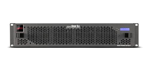 blackmagic design quadro slot opengear 3.0 og3-fr  10 placas