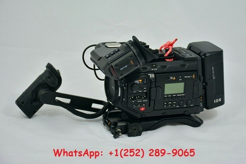 blackmagic design ursa mini pro 4.6k + accessories